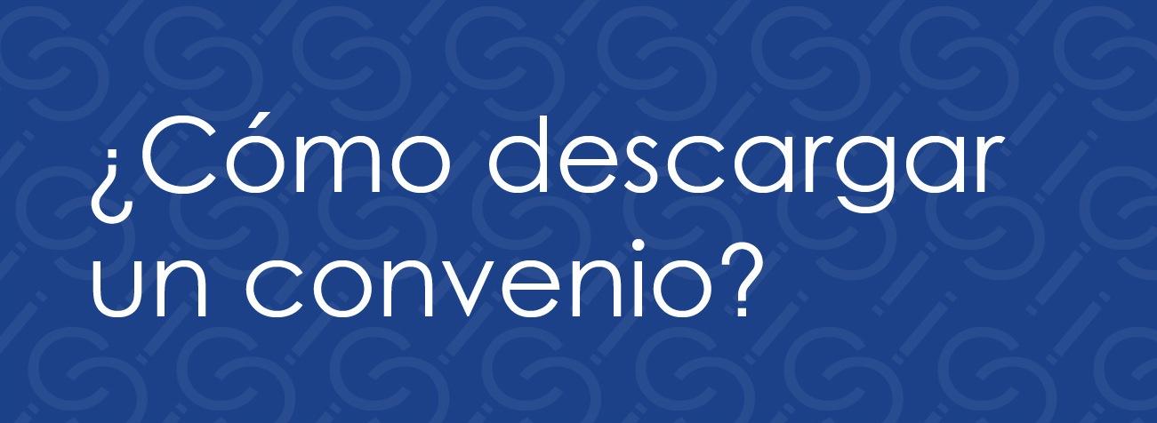 Buscador De Convenios Colectivos De Trabajo En Espana